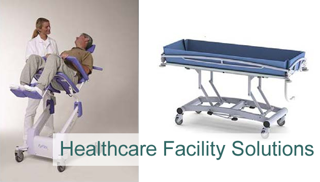 Accessibility Equipment Solutions for Healthcare Facilities