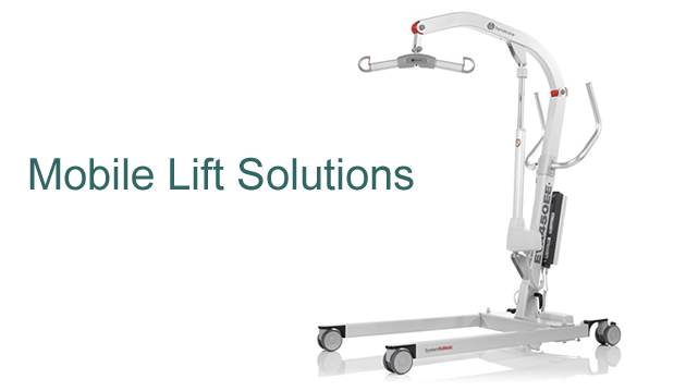 Mobile Lifts for Safe Patient Handling