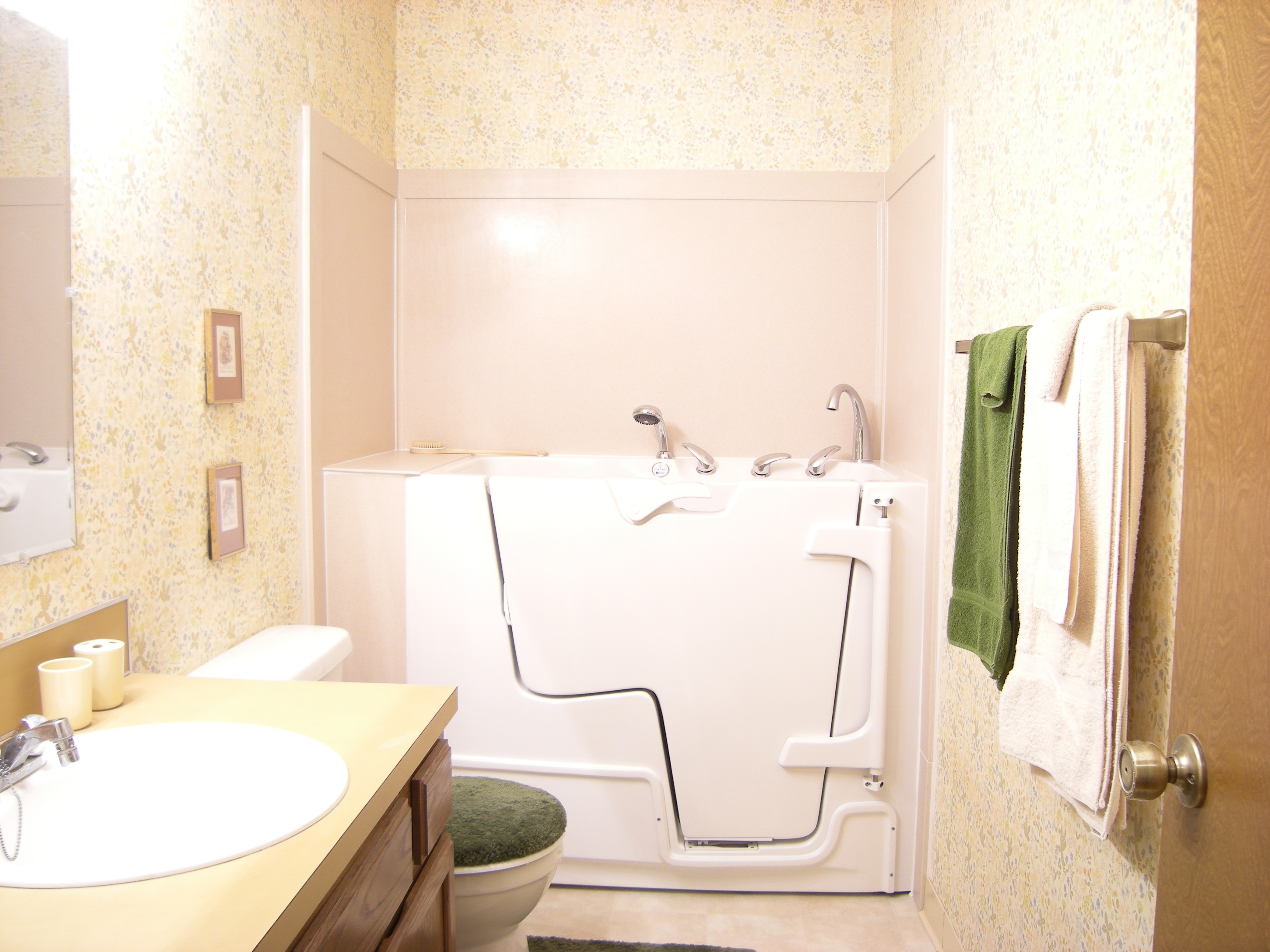 Bathroom Modifications For Aging In Place By Us Access At Home Inc - Bathroom modifications